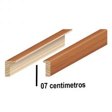 Alisar Regulável Revestido Melaninico Tauari 7 cm