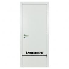 Porta Branca Acabada Melaminico 62cm